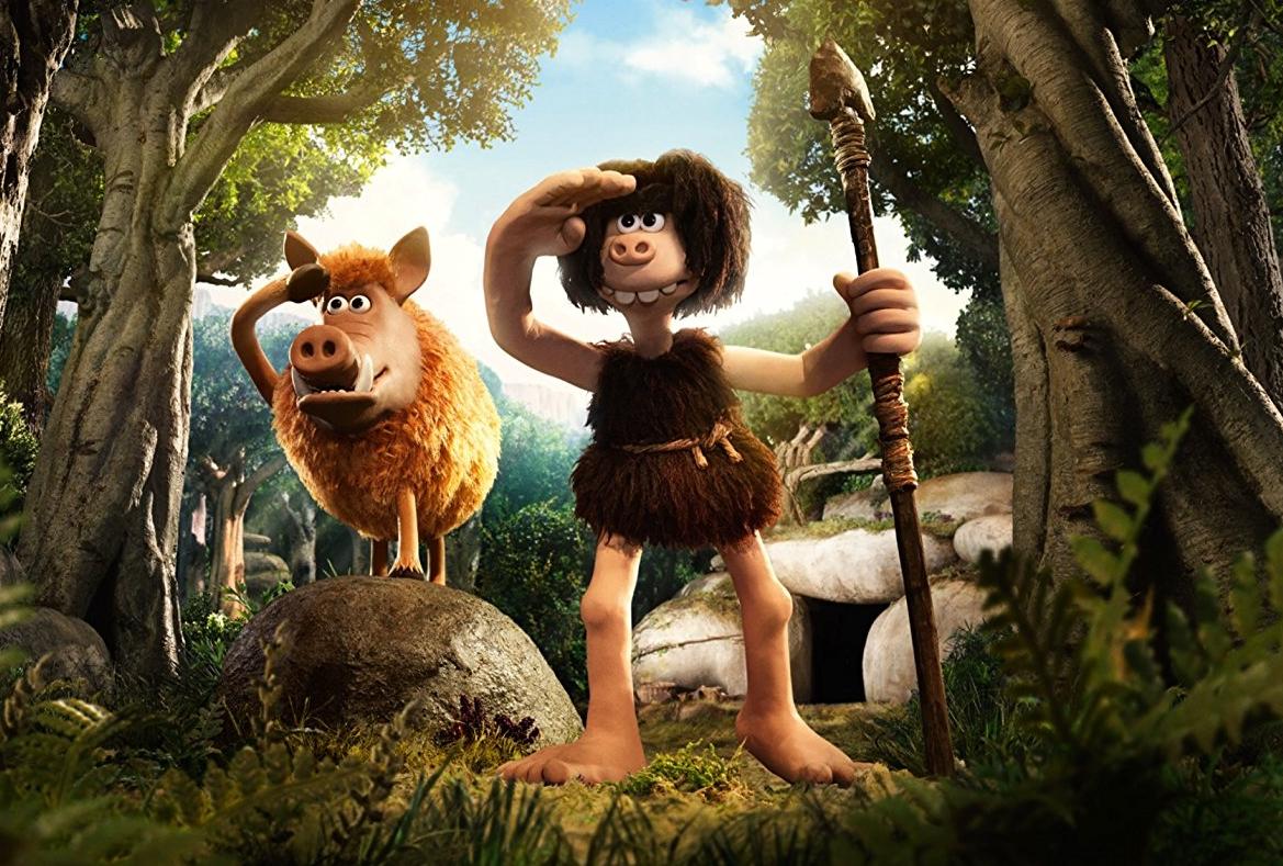 De primitiva - den animerade filmen