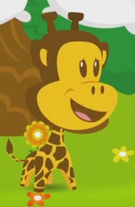 Żyrafa Clancy
