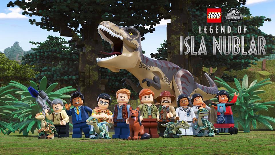 Jurassic World: The legend of Isla Nublar