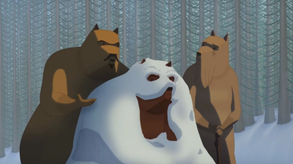 西西里著名的熊入侵