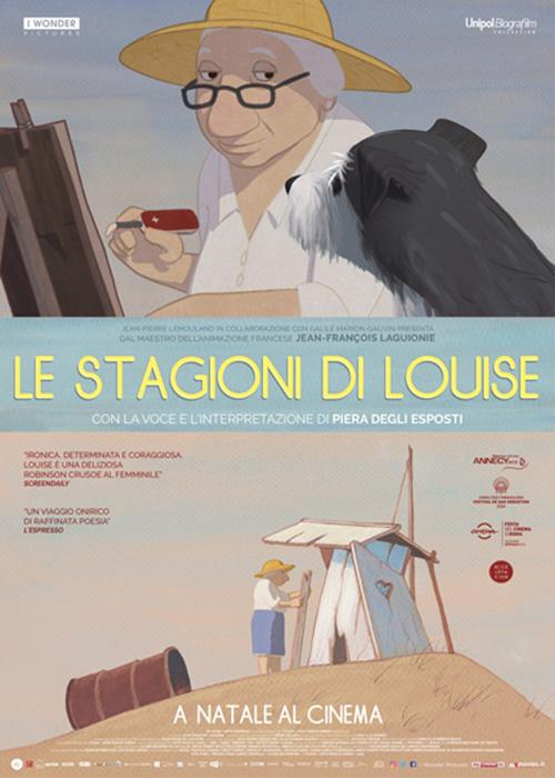 영화의 포스터 Louise의 계절