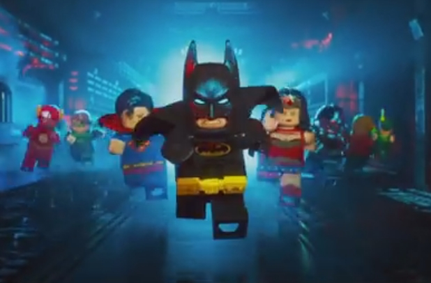 법무부 리그-레고 배트맨