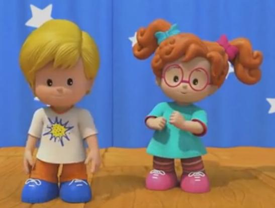 Eddie y Sofie
