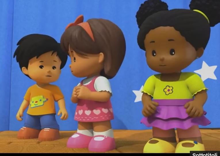 Koby, Mia y Tessa
