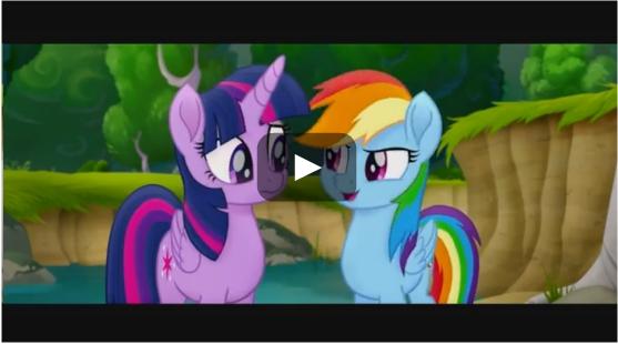 Video di my little pony il film di animazione - Pony da colorare in immagini ...