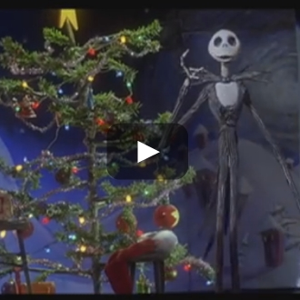 Nightmare Before Christmas - Jack explains Christmas
