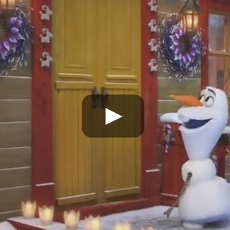 Olaf and Christmas
