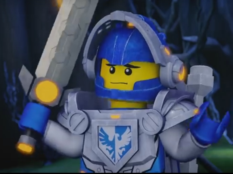 Clay Moorington - Nexo Knights