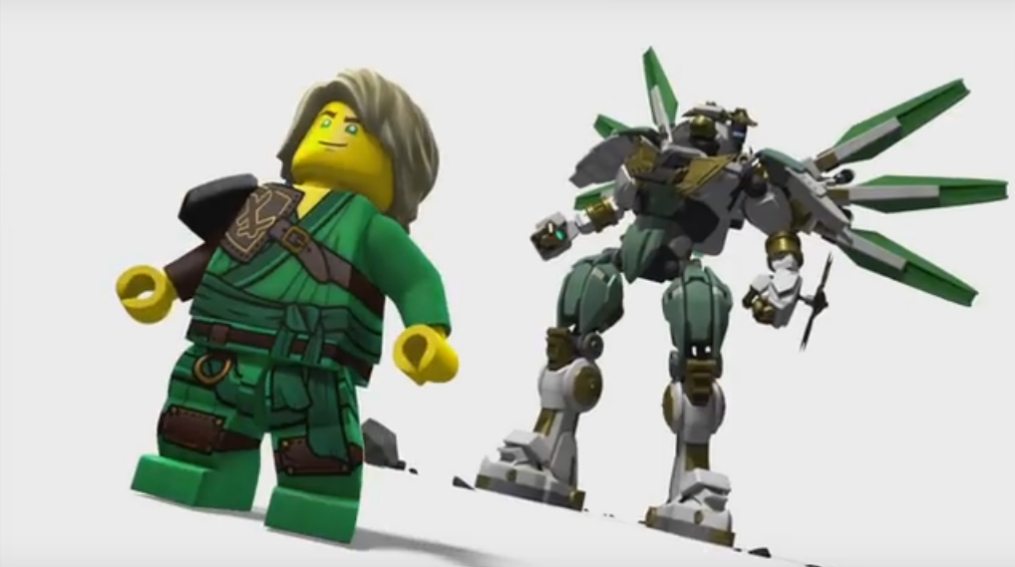 NINJAGO SECRETS OF THE FORBIDDEN SPINJITSU
