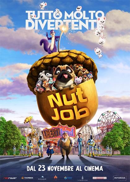 Nut Job 2-모든 재미