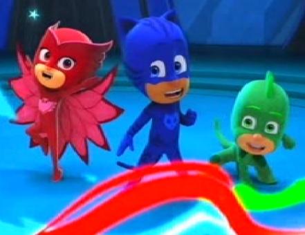 PJ Masks - Super pijama