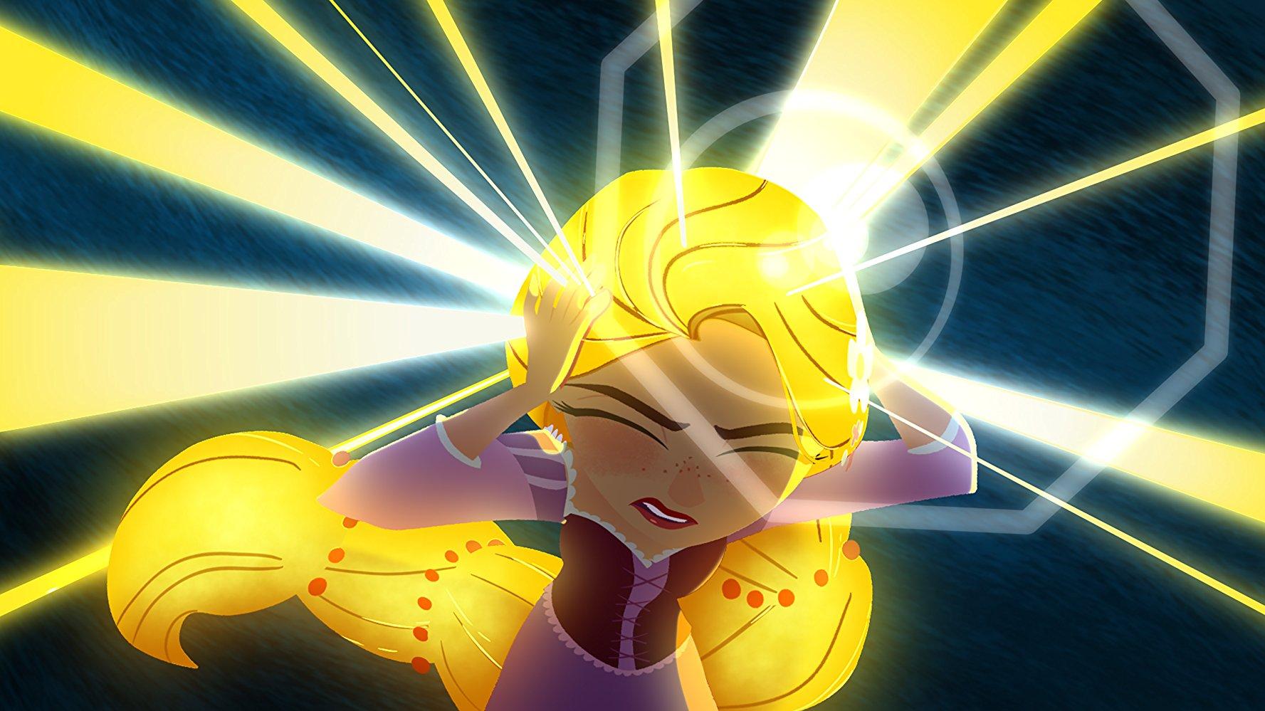 Rapunzel - A série animada