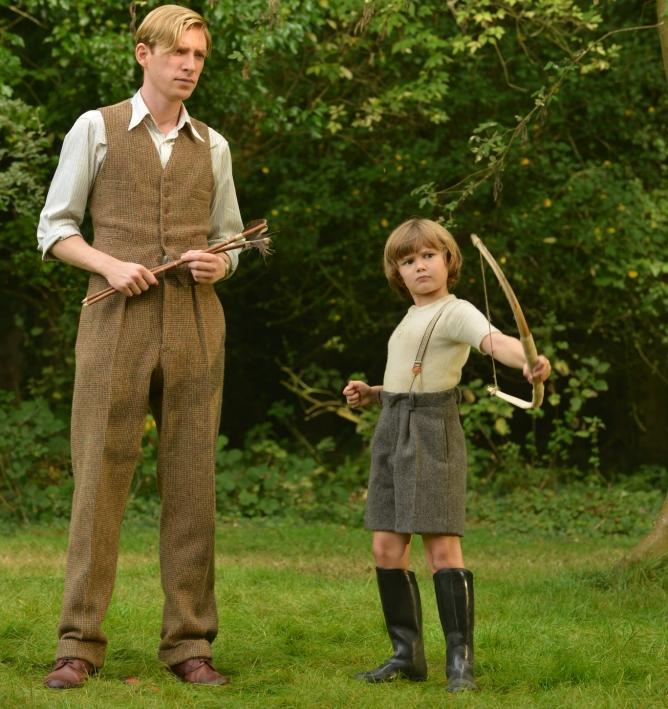 크리스토퍼 로빈과 그의 딸 매들린