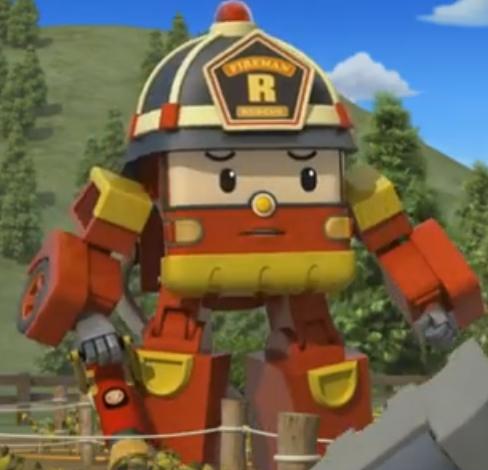 Roy - Robocar Poli