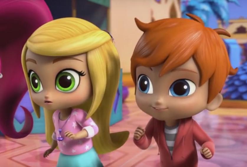Leeah y Zac