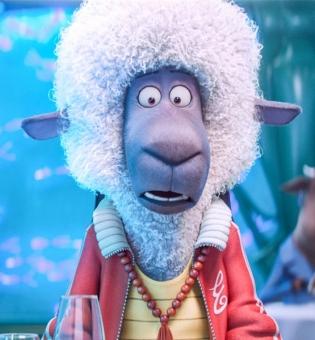 Eddie Noodleman, as ovelhas de Sing
