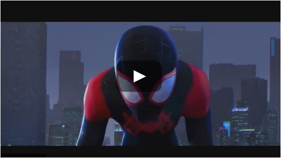 Video Di Spider Man Into The Spider Verse