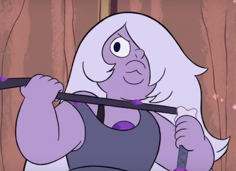 Amatista - Steven Universe