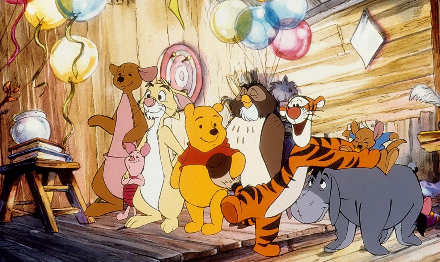Ik hou van Teigetje ... en alle vrienden van Winnie de Poeh