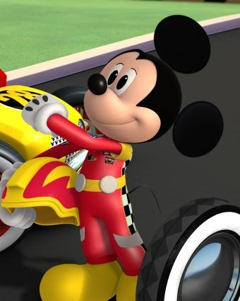 Mickey i przyjaciele Rajdu