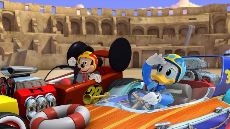 Mysz Donald i Mickey
