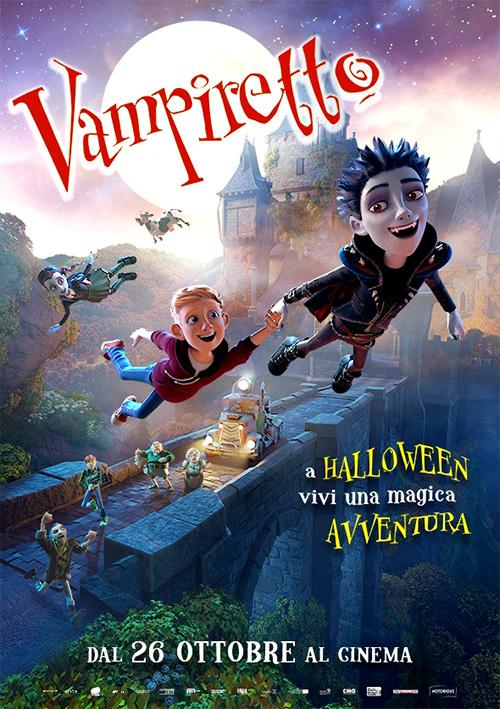 Plakat filmowy Vampiretto