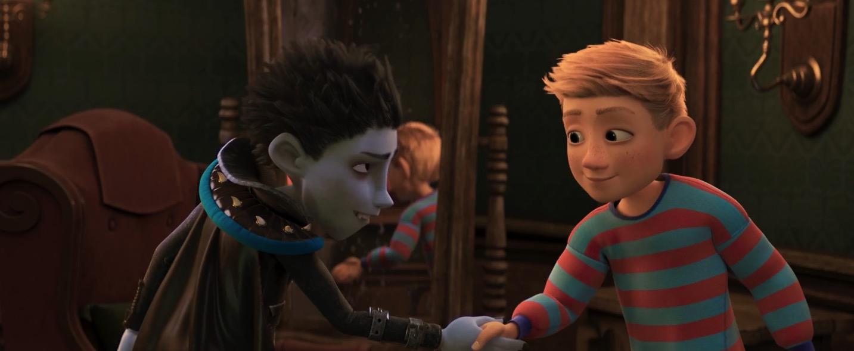 Vampiretto Rudolph i Tony