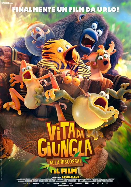 Affiche du film Jungle Life: Rescue