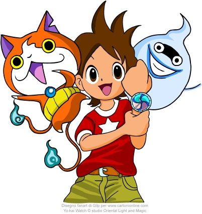 Yo-Kai Watch