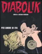 Diabolik stripboeken