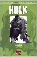 Cómics de Hulk