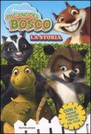 Libros La pandilla del bosque