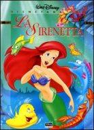 Livres de la petite sirène