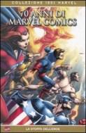 Setenta años de Marvel Comics