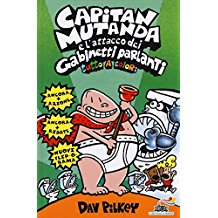 Captain Pant y el ataque de los Talking Cabinets