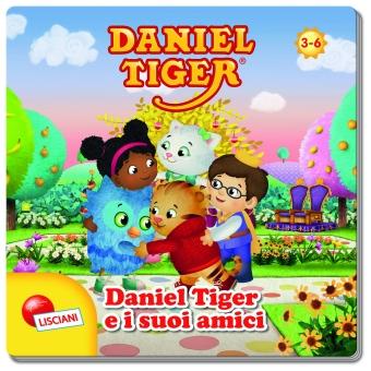 Daniel Tiger Books - Daniel Tiger y sus amigos