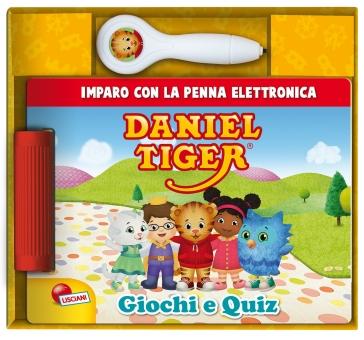 Daniel Tiger Books - Juegos y Quiz