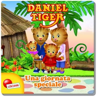 Daniel Tiger Books - Daniel Tiger un día especial