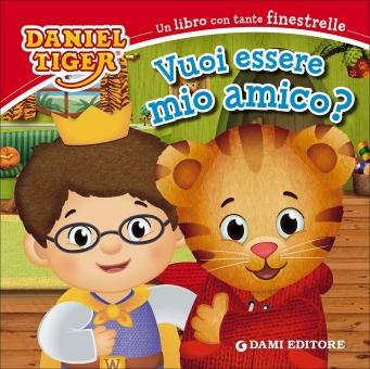 Daniel Tiger Books - ¿Quieres ser mi amigo?