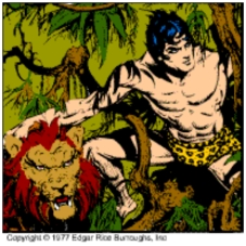 Tarzan (quadrinhos)