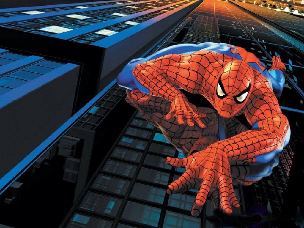 Il miglior film di spider man è un cartone smemoranda
