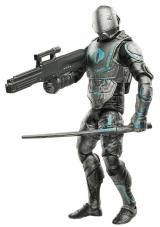 GI Joe Revaliation Cyber Ninja Figure