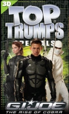 GI Joe Top Trumps Specials