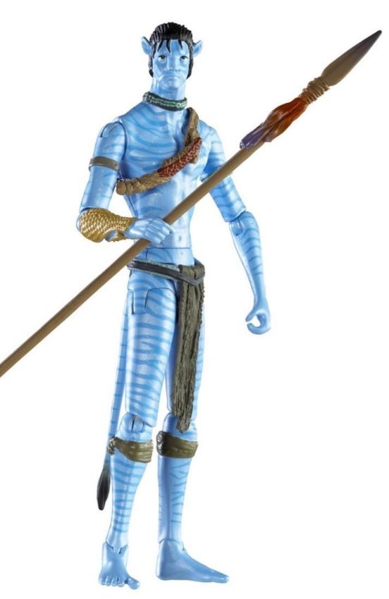 Avatar actionfigurer