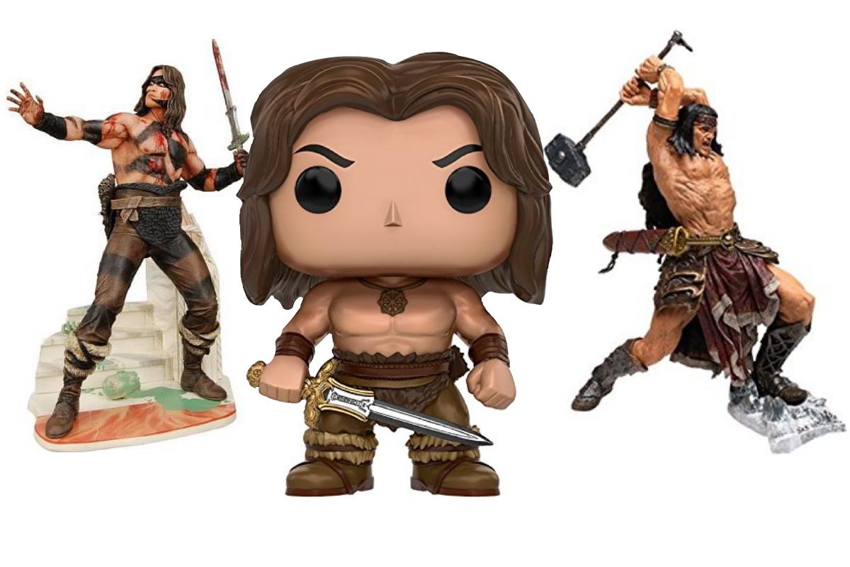 actionfigurer Conan the Barbarian
