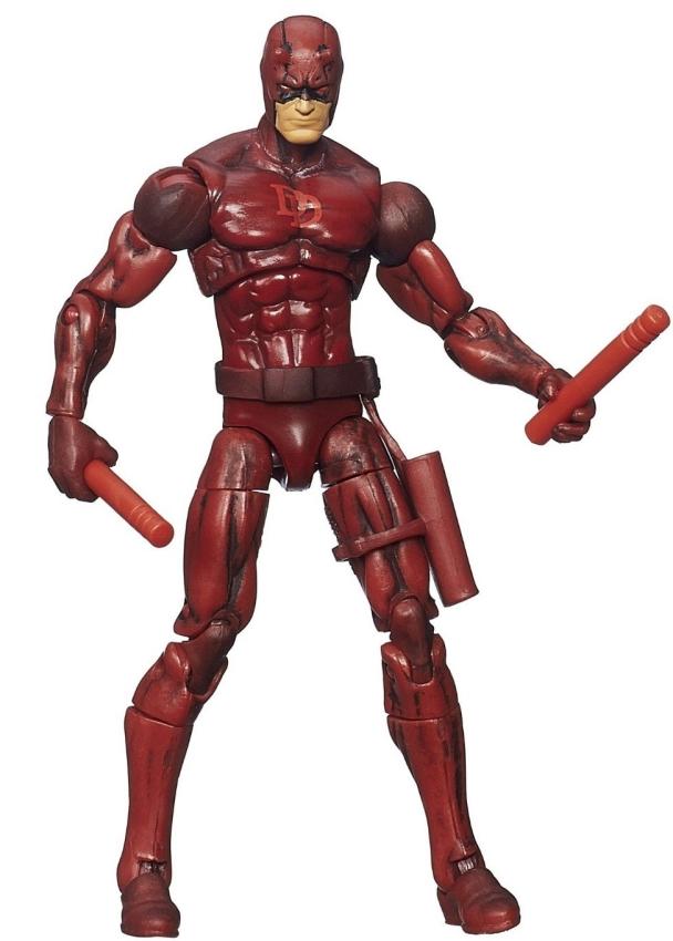 actionfigurer Dare Devil