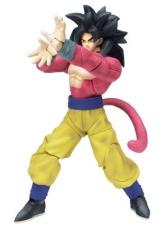 Figura de acción Goku Super Saiyan