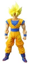 Figura de acción Goku Super Saiyan de Bandai