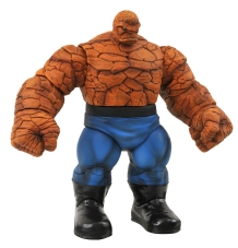 actionfigurerna The Thing of the Fantastic Four