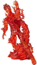 actionfigurer The Human Torch of the Fantastic Four